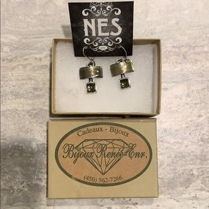 NIOB earrings